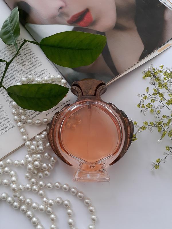 Olympea paco rabanne eau de parfum парфюм оригинал восточно-цв...