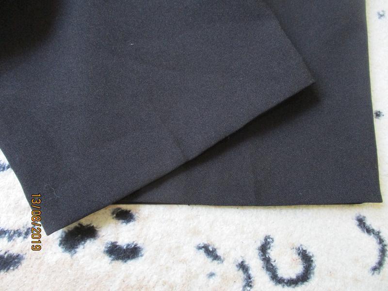 Черные зауженные брюки - Фото 6