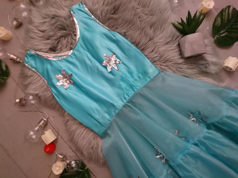 Карнавальное платье из органзы - Фото 2