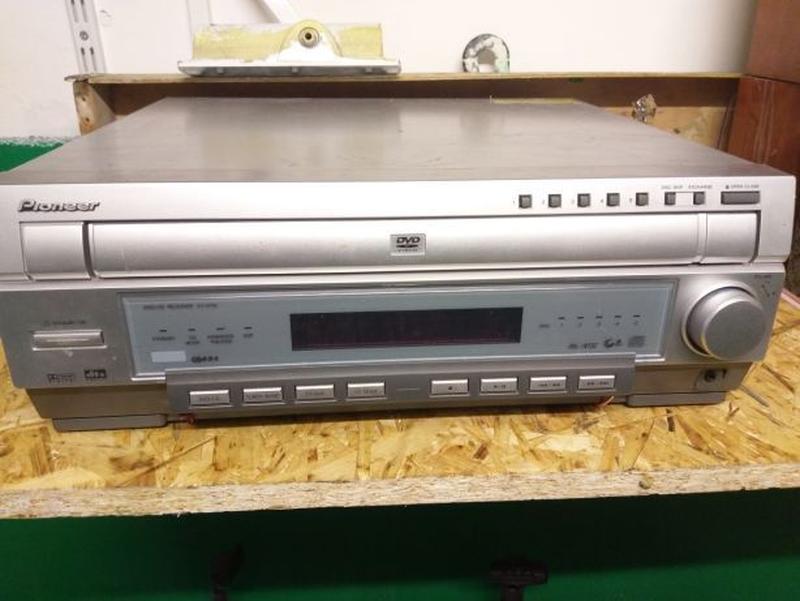 AV receiver Pioneer XV-HTD1