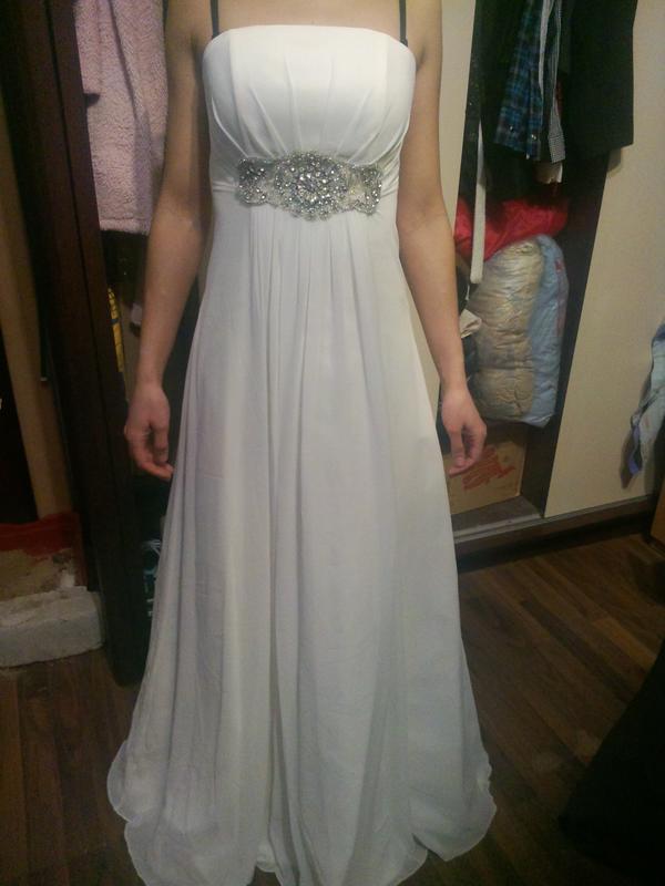 Свадебное платье tessuto clocti tissu stof выпускное