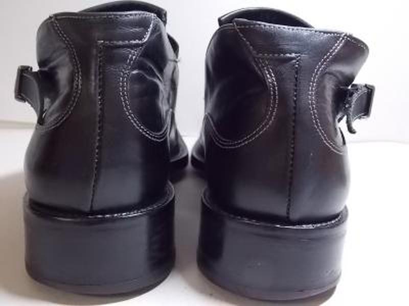 """Чехия!кожаные ботинки """"вata"""" 40р(27 см).отличное состояние! - Фото 4"""