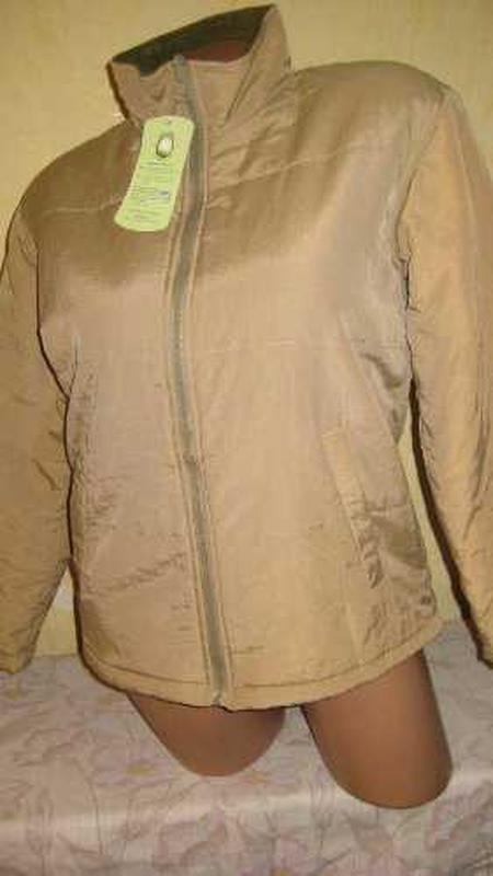 Суперовая,теплая куртка-парка на флисе! - Фото 2