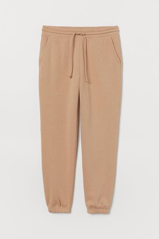 Джоггеры, спортивные штаны с начесом h&m divided basic
