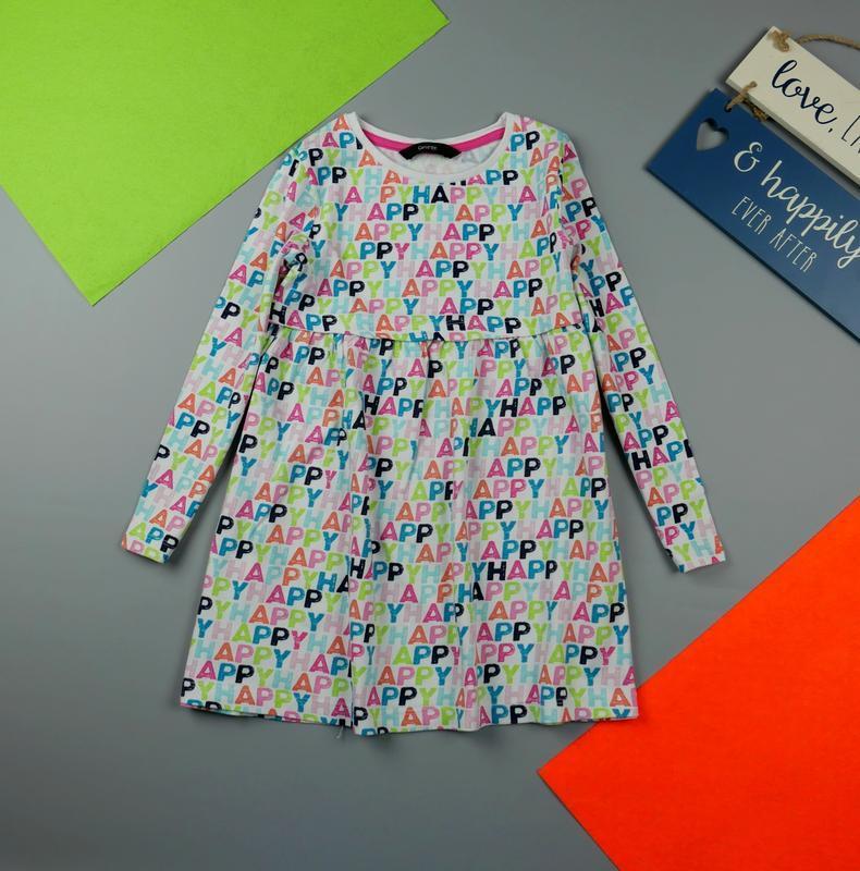 Платье george на 5-6 лет, рост 110-116 см