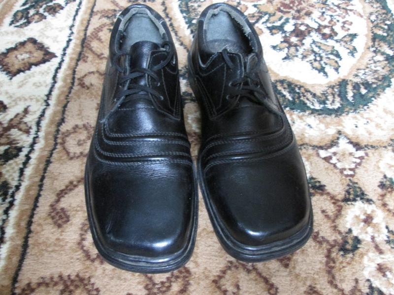 Туфли для мальчика 35 размер