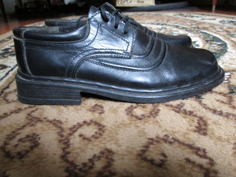 Туфли для мальчика 35 размер - Фото 3