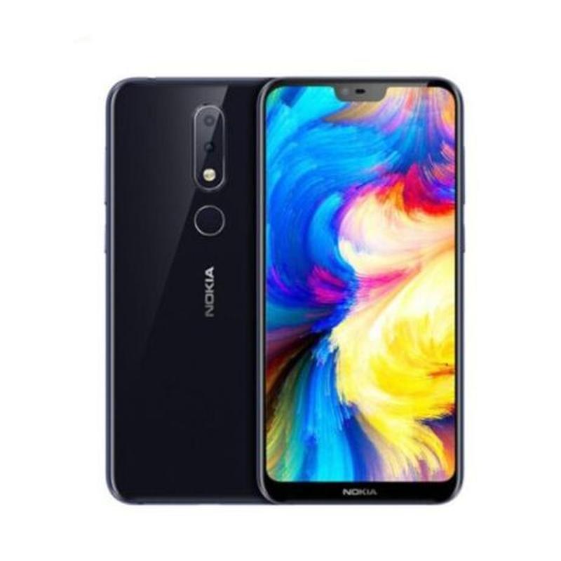 Nokia X6 (Nokia 6.1 Plus) 6Gb RAM 64Gb ROM BLUE Чехол в комплекте