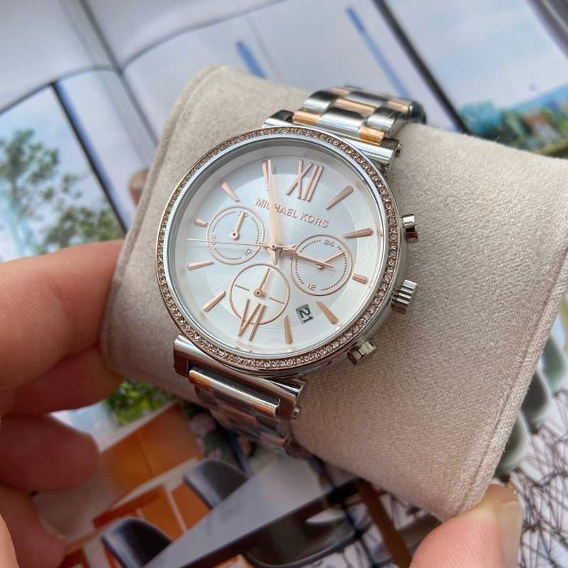 Женские часы Michael Kors MK6558 'Sofie' - Фото 2
