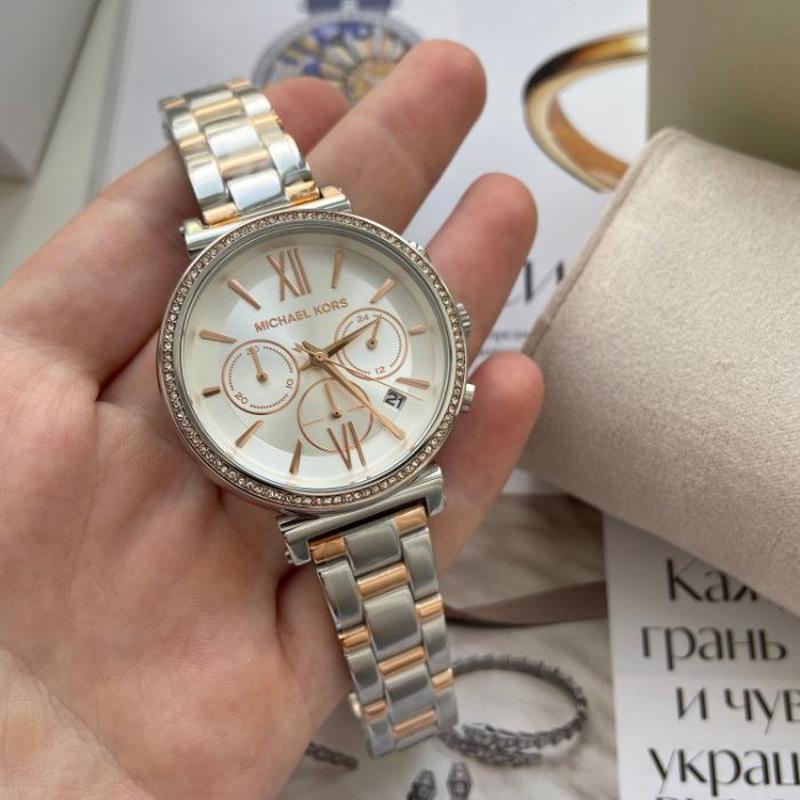 Женские часы Michael Kors MK6558 'Sofie' - Фото 4