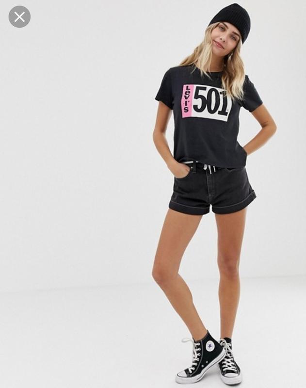 Джинсовые шорты момы, levis mom shorts, оригинал