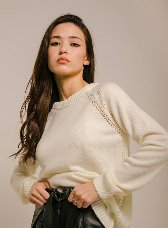 Базовая кофта свитерок