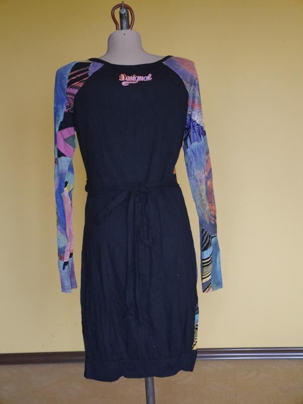 Плаття брендове на 48-50 розмір  desigual - Фото 2