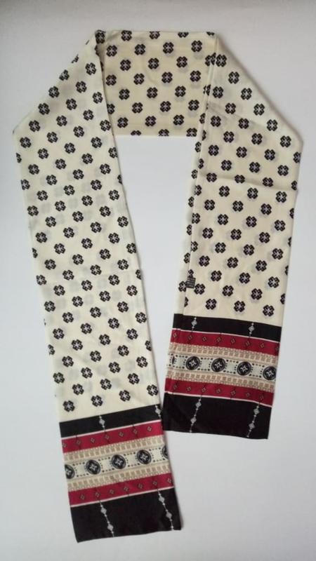 7-26 хустинка стрічка лента шарфик платок для волос, на шею, н... - Фото 3