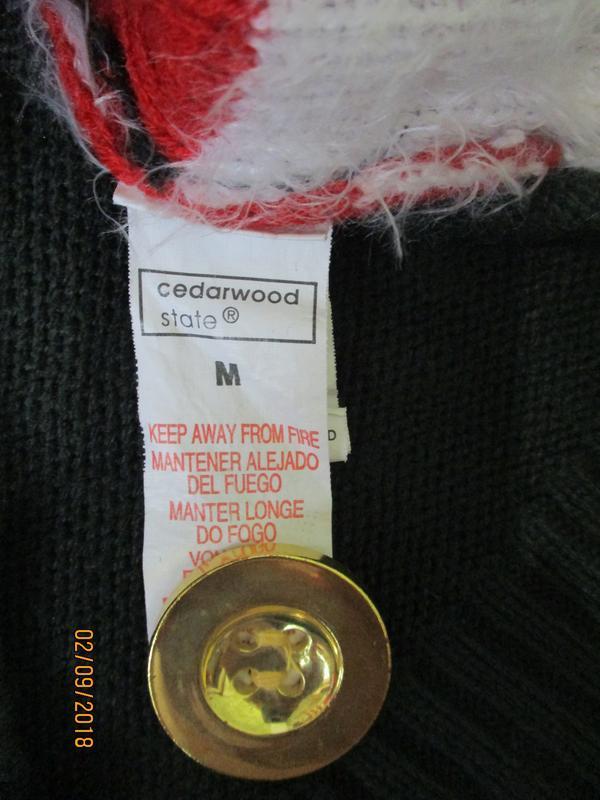 Новогодний свитер помощника санты/эльф - Фото 5