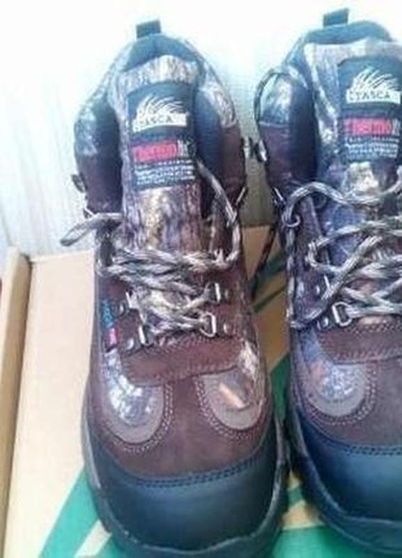 Зимние ботинки itasca оригинал из сша - Фото 3