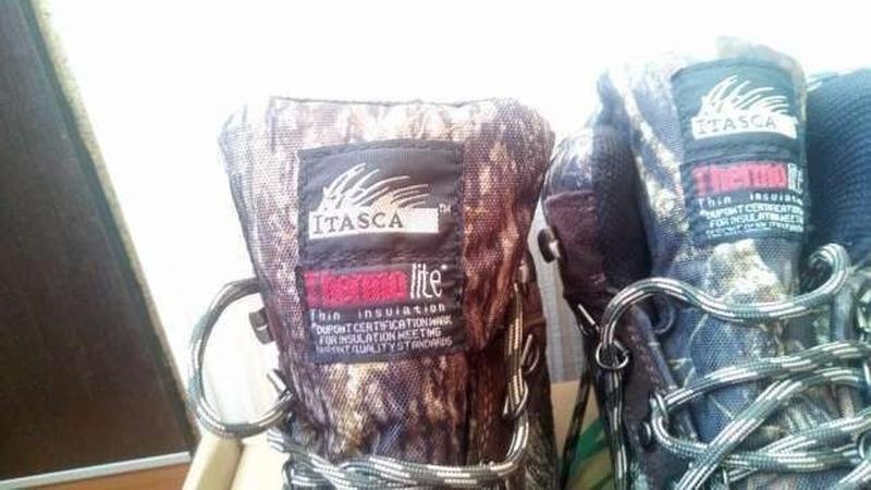 Зимние ботинки itasca оригинал из сша - Фото 5