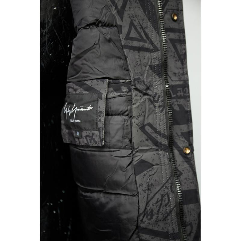 Куртка мужская евро-зима yohji yamamoto skch soft shell 1931 с... - Фото 2