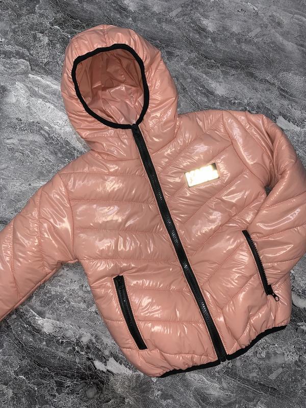 Подростковая демисезонная куртка