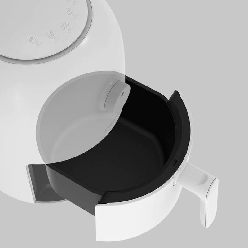 Аэрогриль Xiaomi Onemoon Air Fryer мультипечка фритюрница воздух - Фото 9