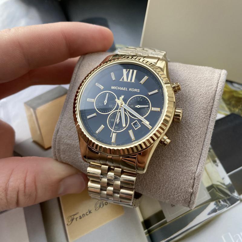 Мужские часы Michael Kors MK8286 'Lexington' - Фото 2