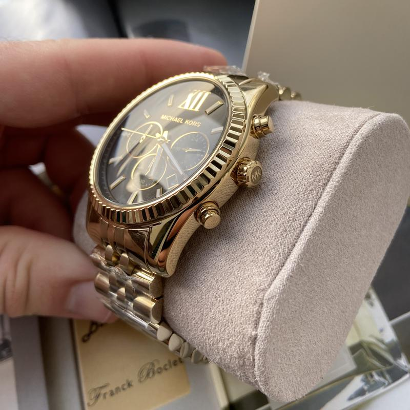 Мужские часы Michael Kors MK8286 'Lexington' - Фото 4