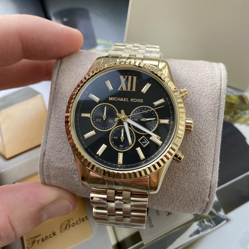 Мужские часы Michael Kors MK8286 'Lexington' - Фото 3