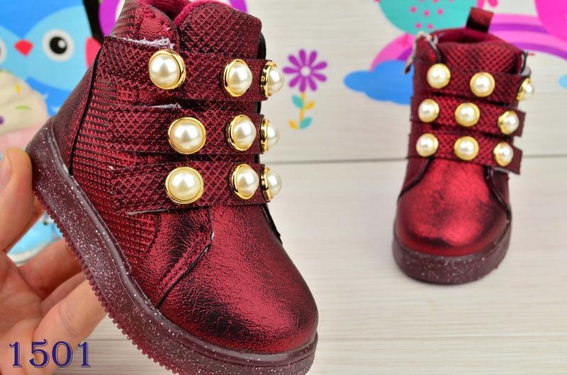 Ботинки деми - Фото 2