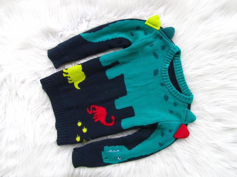 Кофта свитер свитшот джемпер nutmeg дино
