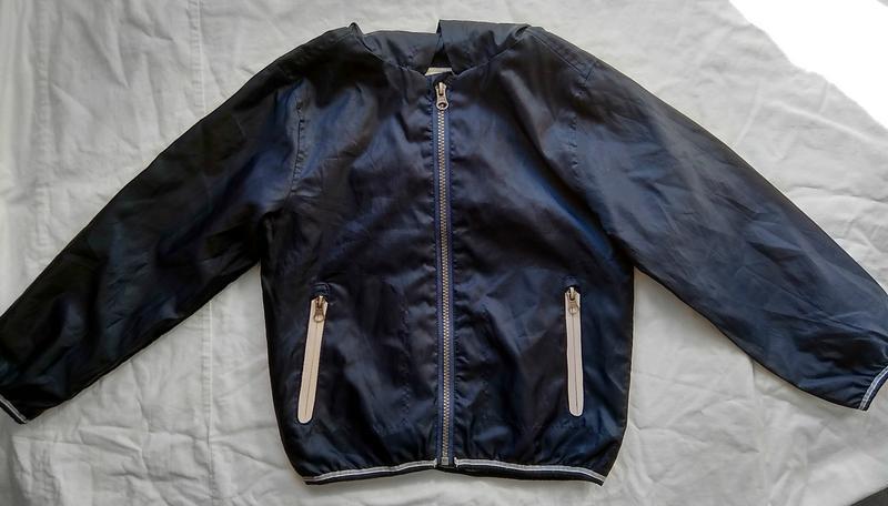 Подростковая детская ветровка куртка primark 6-7 лет рост до 1...
