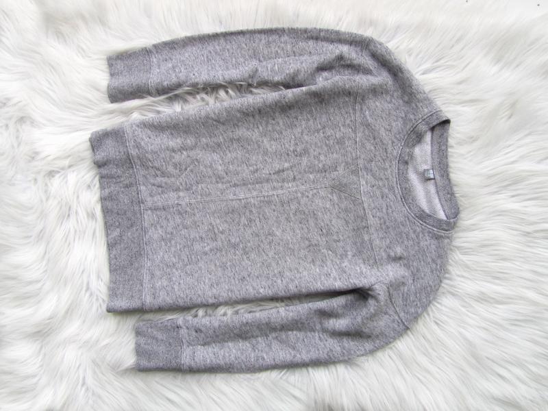 Кофта свитер свитшот джемпер uniqlo