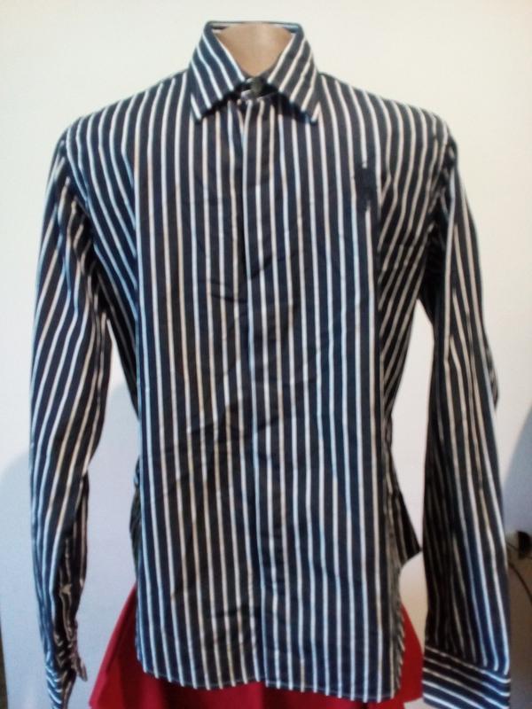 Мужская рубашка/сверяйте по замерам