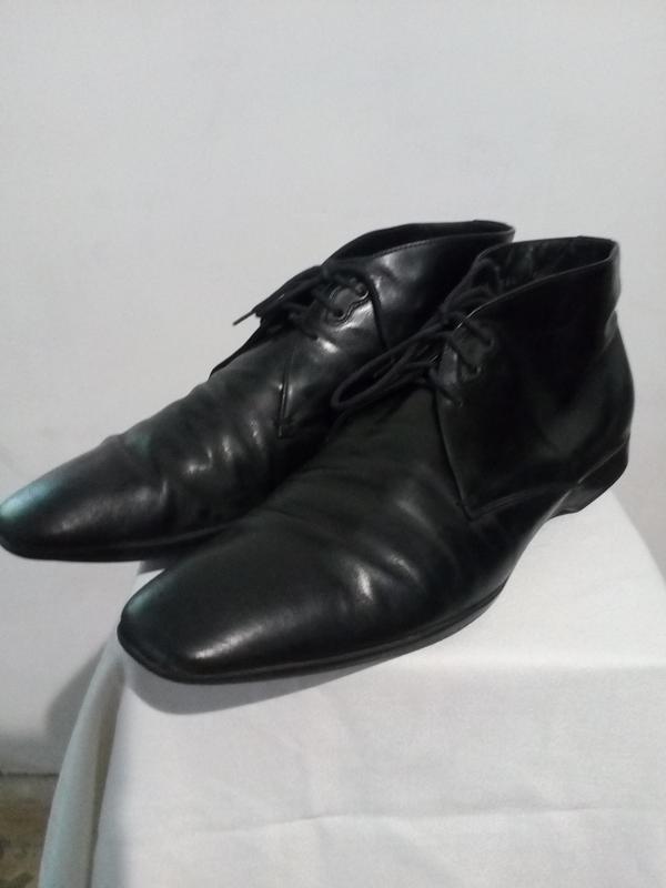 Стильные ботинки r-9