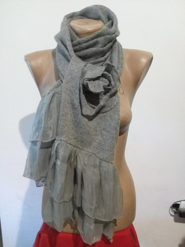 Шикарный шарф