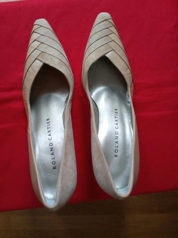 Туфли roland cartier