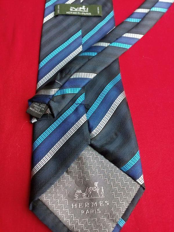 Мужской галстук/paris - Фото 2