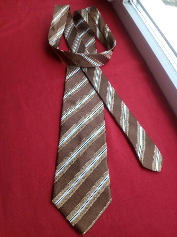 Мужской галстук/италия