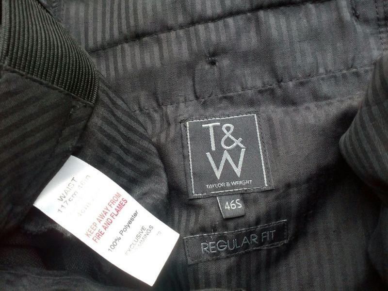 Мужские брюки/t&w - Фото 3