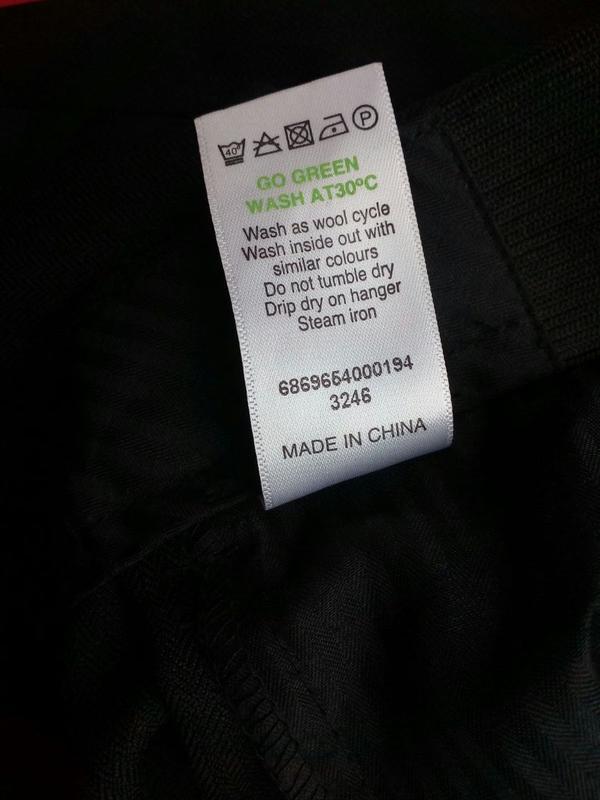 Мужские брюки/t&w - Фото 5