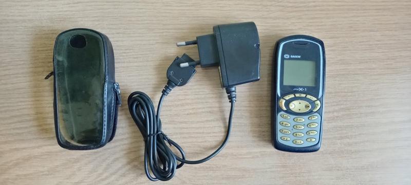 Мобільний мобильный телефон Sagem