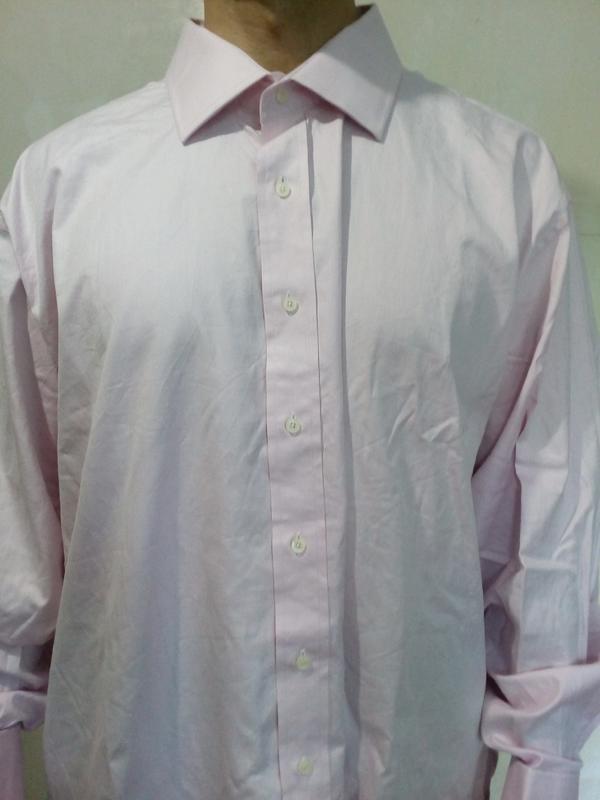 Мужская рубашка big/tudor размер-20/51 см