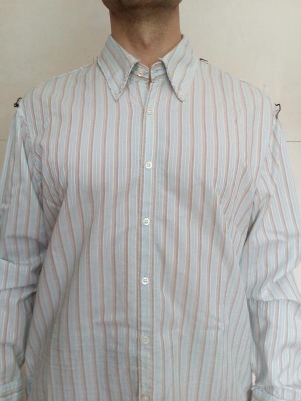 Мужская рубашка boss/новое !!!