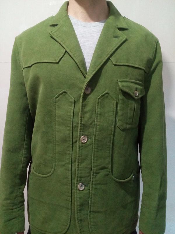 Куртка пиджачного покроя gapalbio/toscana