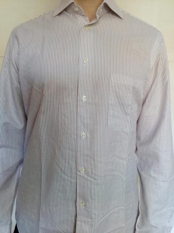 Мужская рубашка pal zileri