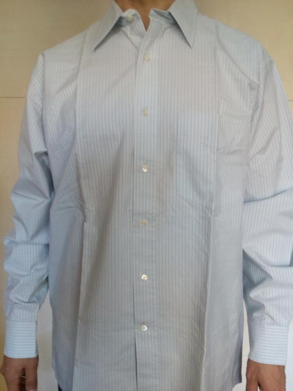 Мужская рубашка zodiac