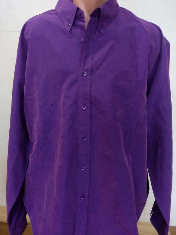 Мужская рубашка menswear размер указан-xxl/по фактуxxxl