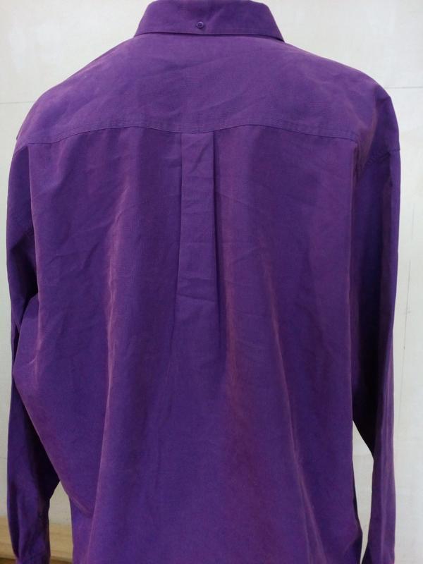 Мужская рубашка menswear размер указан-xxl/по фактуxxxl - Фото 2