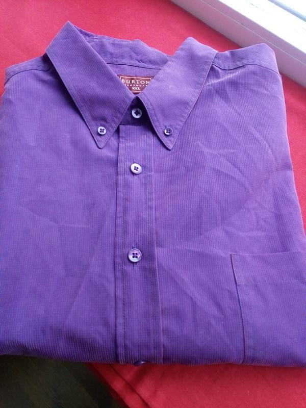Мужская рубашка menswear размер указан-xxl/по фактуxxxl - Фото 5
