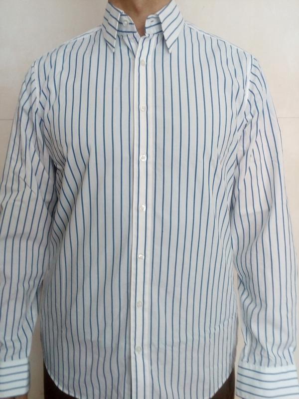 Мужская рубашка olymp/германия