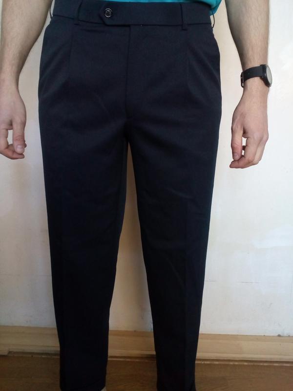 Мужские брюки stretch canda